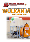 WULKAN - Model MINI 400, 600 & 800 - Mounted Air Blast Sprayers Brochure