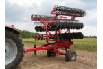 Model KBT Plus & KBT STRONG - Trailed Compact Disc Harrow