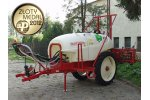 PELIKAN  - Model 1000 1500 & 2000 - Trailed Crop Field Sprayers
