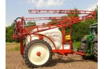 PELIKAN  - Model 2300 2700 & 3100 - Trailed Crop Field Sprayers