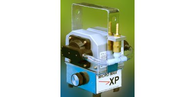MICRO-MAX - Model XP - Powerful High Volume Air Sampling Pump
