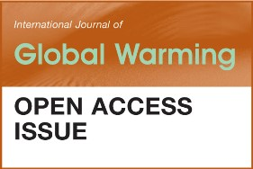 International Journal of Global Warming  (IJGW)
