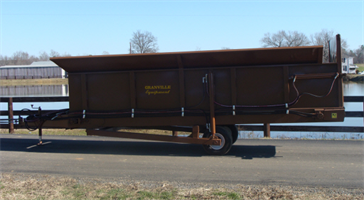 Model ST - Stripper Dump Trailer