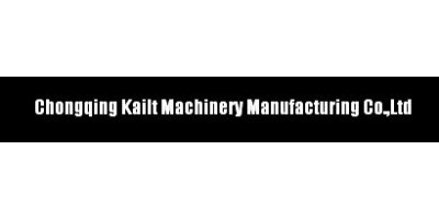 Chongqing Kailt Machinery Manufacturing Co. Ltd