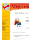Model K-3000 - Corn Sheller Brochure