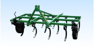 Mounted Cultivators / Tines Fixing on Clamping Rings