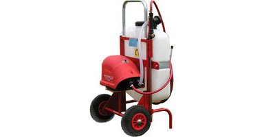Model CMP 30 Hobby 12 Volt - Manual Trolley