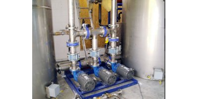 Kemco - Wastewater Heat Recovery System