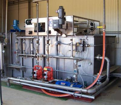 Kemco - Dissolved Air Flotation System (DAF)
