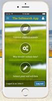 UK Soils - Saltmarsh App