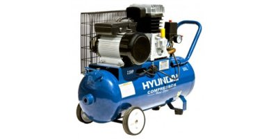 Hyundai - Model HYAB2550 - 50L Belt Drive Home Series Air Compressor