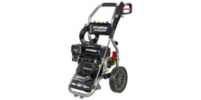 Hyundai - Model HYW2500P 2800psi - Petrol Pressure Washer