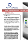 AeroLead - Model 3000 - Multi Metal Continuous Emissions Monitor - Brochure