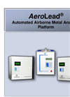 AeroLead - Automated Airborne Metal Analysis Platform - Brochure
