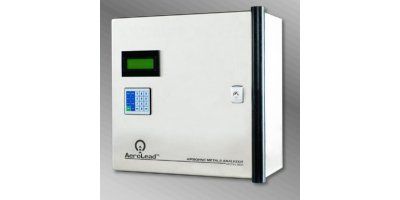 AeroLead - Model 3000 - Multi Metal Continuous Emissions Monitor