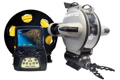 Worker - Model DTG2  - Remotely Operated Vehicles System (ROV)