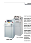 HSM Powerline - Model 450.2 - Document Shredder for Archives and Large Bulks - Manual