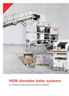 HSM - Shredder Baler Systems - Brochure