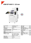HSM SP 4040 V - 5,8 mm Shredder Baler Combinations - Datasheet