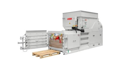 HSM - Model HL 4809 - Horizontal Baling Presses