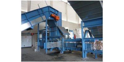 HSM - Model VK 7215 - Channel Baling Presses / Channel Balers