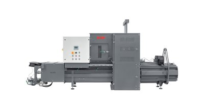 HSM - Model VK 807 V - 4 kW Channel Baling Presses