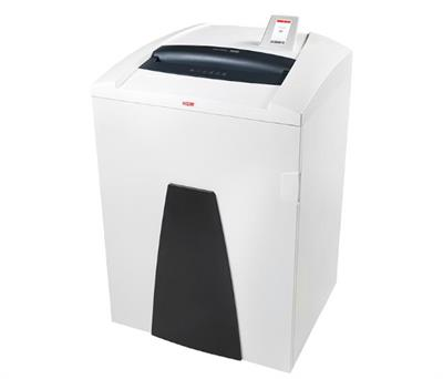 HSM - Model SECURIO P44i - 1 x 5 mm with Separate OMDD Cutting Unit and Metal Detection Document Shredder