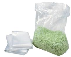 HSM - Model B26, B32, AF500, 530, 125.2 - Plastic Bags (100 Pieces)
