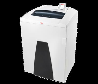 HSM - Model SECURIO P44i - 0,78 x 11 mm with Separate OMDD Cutting Unit and Metal Detection Document Shredder