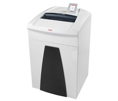 HSM - Model SECURIO P40i - 1 x 5 mm with Separate OMDD Cutting Unit and Metal Detection Document Shredder