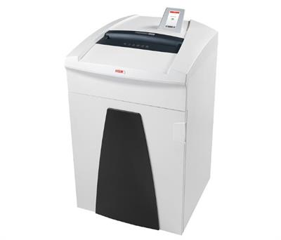 HSM - Model SECURIO P40i - 0,78 x 11 mm with Metal Detection Document Shredder
