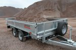 Nugent - Model T-Line - Tipper Trailers