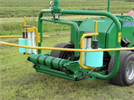 Agronic - Model W600 - Mini Round Balers