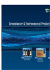 Groundwater Monitoring Instruments & Modeling Software Catalog