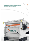 Metso EtaFineShred - 1500/3500 - Single Shaft Waste Fine-Shredder Brochure