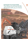 Metso EcoShred - Shredder for Scrap Processor Brochure