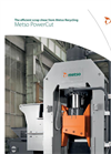 Metso PowerCut - Metal Scrap Shear Brochure