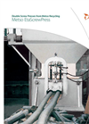 Metso EtaScrewPress - Double Screw Press Brochure