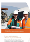 Metso Installation and Commissioning