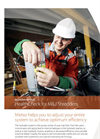 Metso Hydraulik Health Check for M&J Equipment