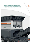 Metso EtaPreShred - Mobile Pre-Shredders Brochure