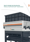 Metso EtaPreShred - Stationary Pre-Shredders Brochure
