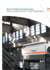 Metso EtaPreShred - 1000 - Stationary Pre-Shredders Datasheet