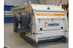 Metso EtaFineShred - Model 3500 - Single Shaft Fine Shredders from Metso Recycling