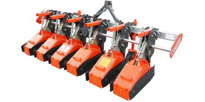 Model 6 Units  - Inter Row Rotary Cultivators