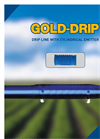 Gold-Drip - Long-Life Dripper Line Brochure