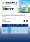 IRRIFERT Low-Density Polyethylene Neutral Pipe - Datasheet