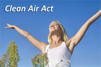 Bills that would limit the U.S. EPA`s clean air act authorities