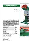 Model 510 XHD - Scrap Chopper – Brochure