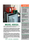 Model 450 DDX Banding Chopper Spec Sheet